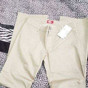 Girls Khaki Dickies